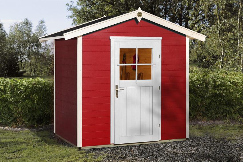 ger tehaus weka gartenhaus 223 gartenhaus holzhaus. Black Bedroom Furniture Sets. Home Design Ideas