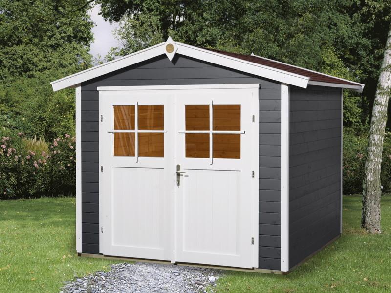 Gartenhaus Holz Von Innen Streichen ~   Bausatz  Gartenhaus aus Holz günstig kaufen im Shop von holz haus de
