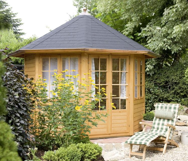 gartenpavillon holz bauanleitung. Black Bedroom Furniture Sets. Home Design Ideas