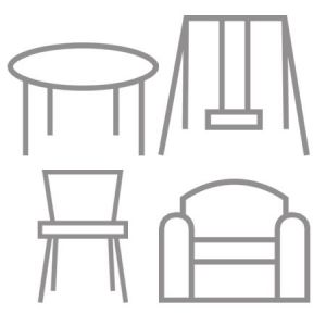 garage 44 b holzgarage doppelgarage bausatz seitliche t r fenster ebay. Black Bedroom Furniture Sets. Home Design Ideas