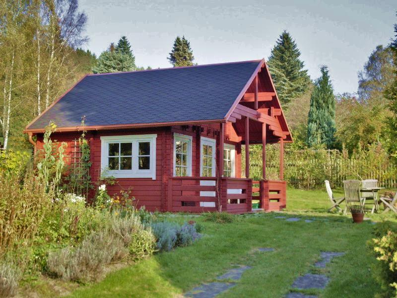 wochenend haus wolff sauerland holz ferienhaus bausatz schlafboden tinyhouse vom garten. Black Bedroom Furniture Sets. Home Design Ideas
