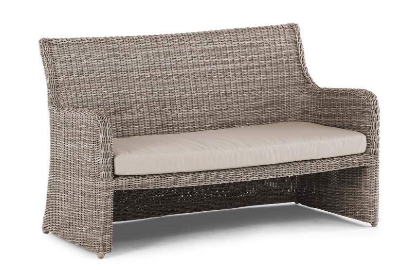 gartenbank holz eiche 084624 eine. Black Bedroom Furniture Sets. Home Design Ideas