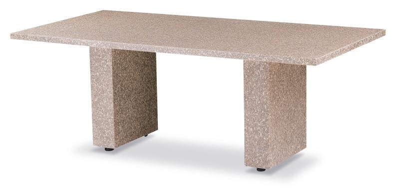 best tisch arizona dreieck 170x170x170 cm preis bild. Black Bedroom Furniture Sets. Home Design Ideas