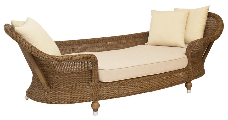 gartenbank liege holz 074040 eine. Black Bedroom Furniture Sets. Home Design Ideas