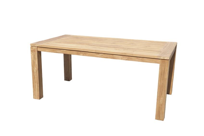 Luxus Esstisch Holz ~ Luxus Gartentisch DIAMOND GARDEN ?Rennes? Esstisch Teak Holz Speisetisch