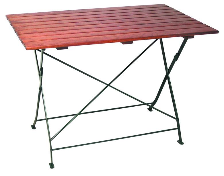 gartentisch gastroking malta 120x75 klapptisch biergartentisch. Black Bedroom Furniture Sets. Home Design Ideas
