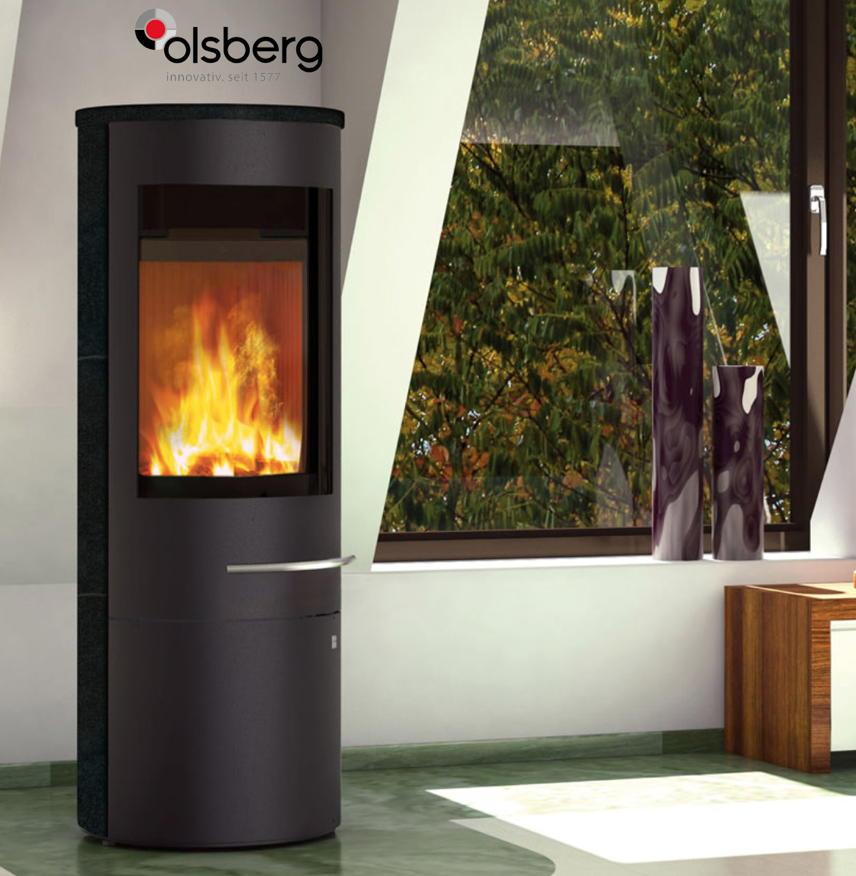design kamin ofen olsberg tacora compact schwarz. Black Bedroom Furniture Sets. Home Design Ideas