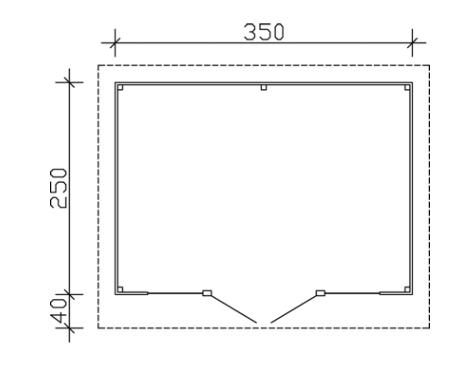 gartenhaus skanholz ostende flachdach gartenhaus fenster doppelt r vom garten fachh ndler. Black Bedroom Furniture Sets. Home Design Ideas