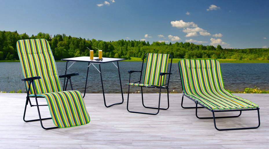 Gartenmobel Kettler Tisch : Gartenliege BEST chiemsee RelaxLiege  Gartenmöbel günstig