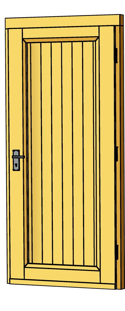 carport t r skanholz einzelt r gartenhaus holzt r din rechts kinderspielger te f r den garten. Black Bedroom Furniture Sets. Home Design Ideas