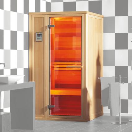 infrarotkabine saunalux royal w rmekabine infrarotw rme. Black Bedroom Furniture Sets. Home Design Ideas