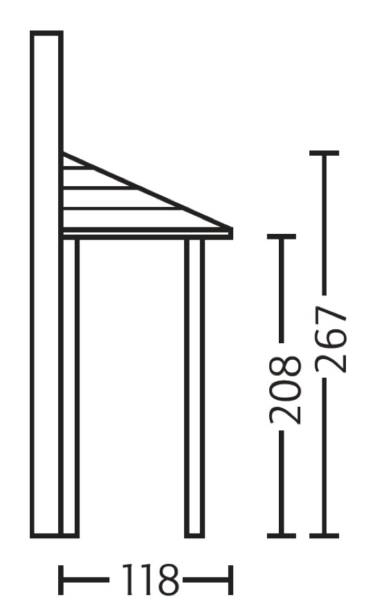 holz vordach skanholz wismar f r doppelt ren haust r walmdach vom garten fachh ndler. Black Bedroom Furniture Sets. Home Design Ideas