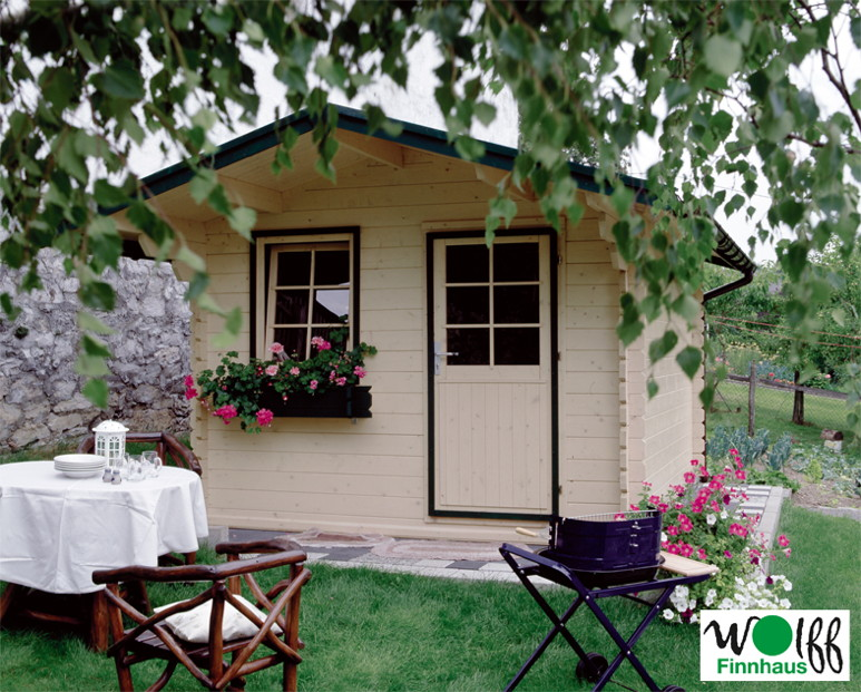 gartenhaus 300x245cm holzhaus bausatz 44mm holz. Black Bedroom Furniture Sets. Home Design Ideas