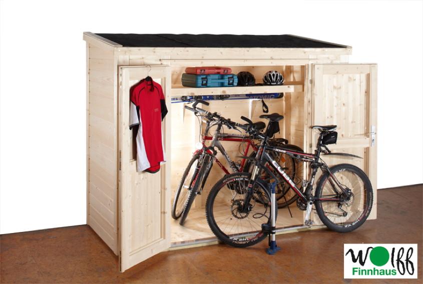 fahrradschuppen selber bauen ger tehaus holz plan 02 07 45 inspirierend fahrradunterstand. Black Bedroom Furniture Sets. Home Design Ideas