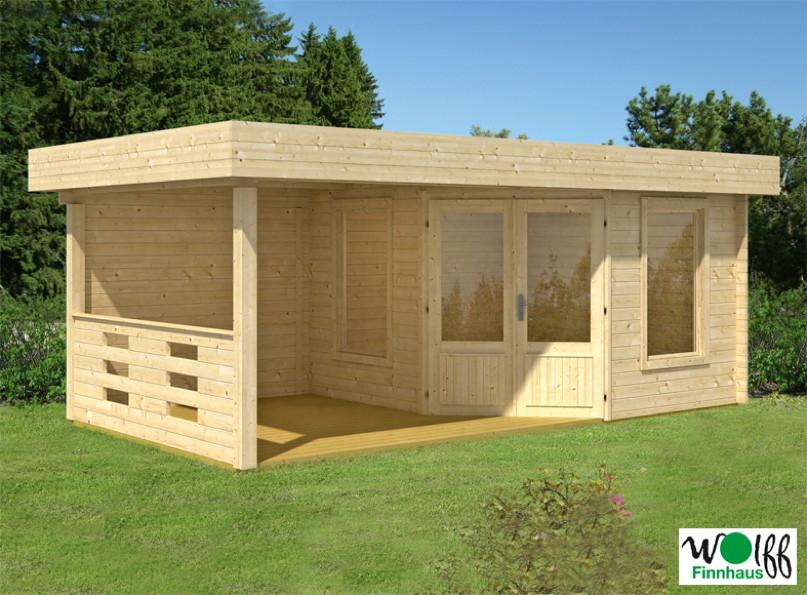 maja 40a terrassenhaus pultdach gartenhaus selber bauen. Black Bedroom Furniture Sets. Home Design Ideas