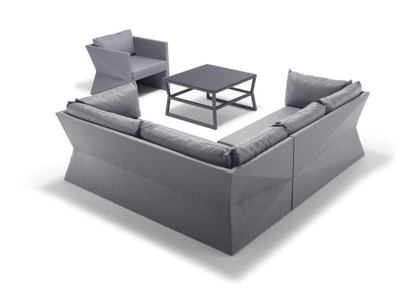 gartenbank solpuri saphir 3 sitzer sofa ebay. Black Bedroom Furniture Sets. Home Design Ideas