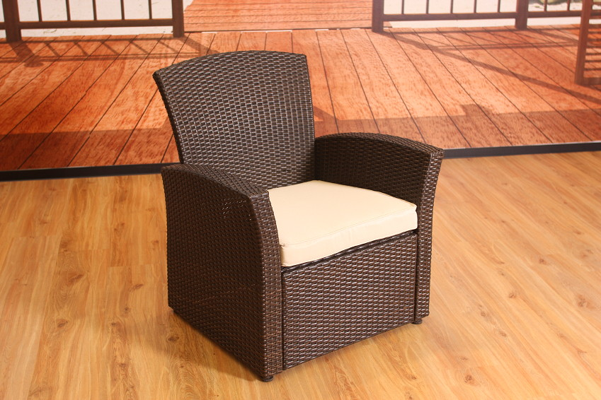 gartenm bel set siena garden meran rattan geflecht ebay. Black Bedroom Furniture Sets. Home Design Ideas