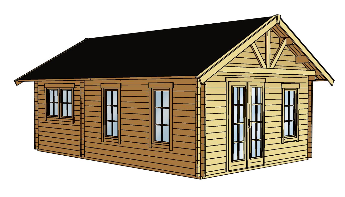 gartenhaus skanholz bern wochenendhaus holzhaus vom. Black Bedroom Furniture Sets. Home Design Ideas