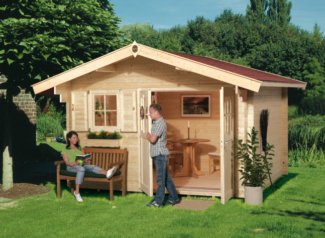 gartenhaus ger tehaus pavillon gartenm bel holz gartenh user. Black Bedroom Furniture Sets. Home Design Ideas