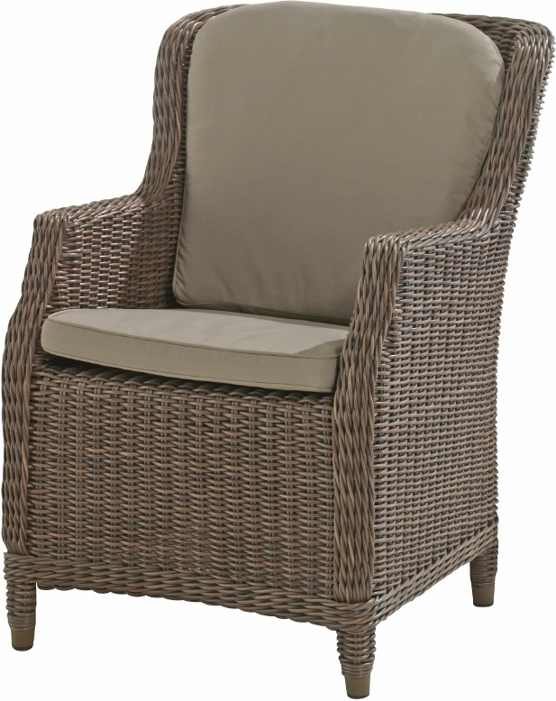 polyrattan gartenstuhl brighton dining sessel premium. Black Bedroom Furniture Sets. Home Design Ideas
