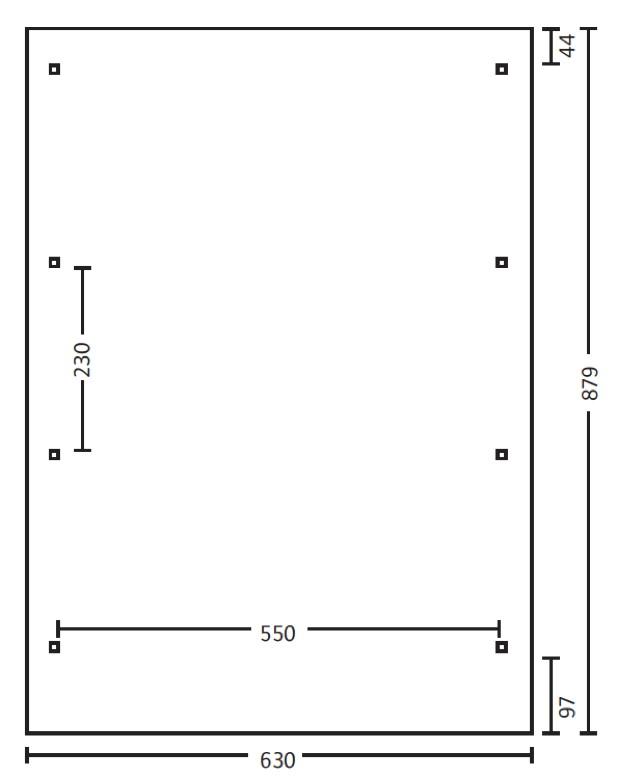 b630xt870cm ds epdm folie