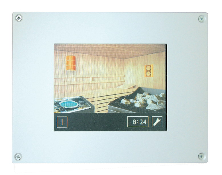 Saunalux Klima Steuerger 228 T 171 Emo Touch 187 Wellness Beratung