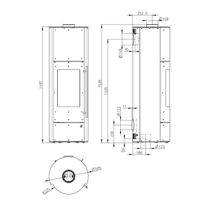 Holz HaustUr Technische Zeichnung ~ Technische Zeichnung