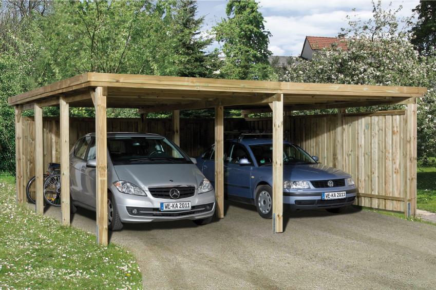 carport holz satteldach bausatz. Black Bedroom Furniture Sets. Home Design Ideas