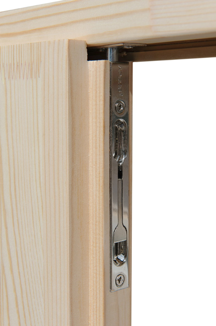einbau holz t r hoha flex doppelt r mehrzweckt r. Black Bedroom Furniture Sets. Home Design Ideas