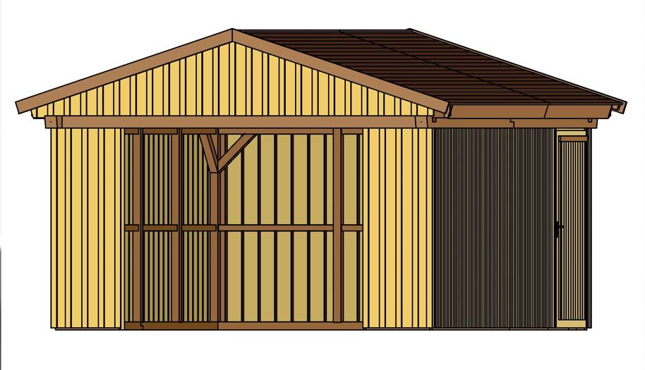 garage skanholz falun doppelgarage holzgarage bausatz verschiedene ausf hrung garagen aus. Black Bedroom Furniture Sets. Home Design Ideas