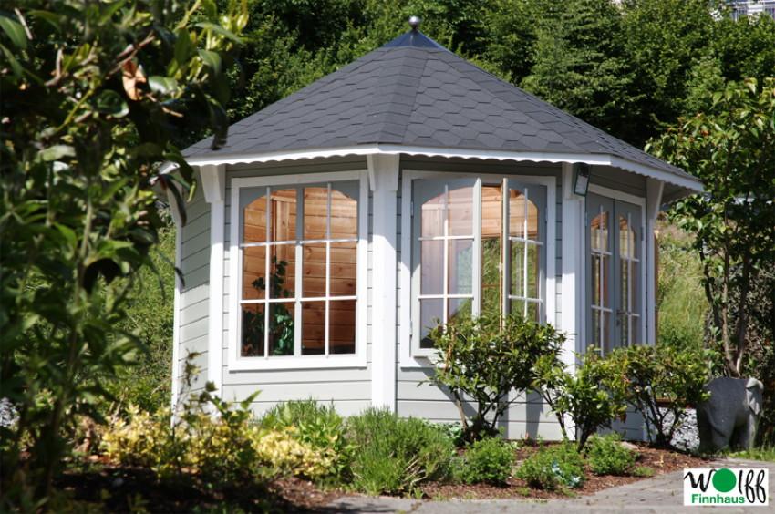 holz-pavillon-geschlossener-mit-panorama-fenstern-u-turen-8-eck-gartenpavillon-dachschindeln-gra