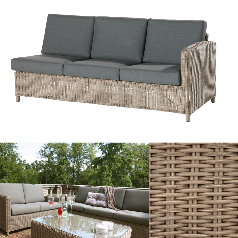 Garten couch holz for Palettenmobel lounge