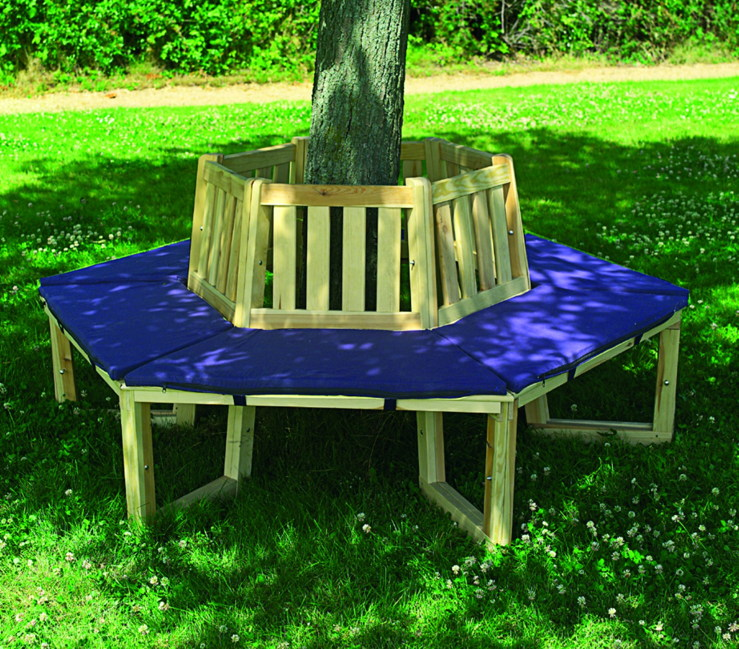 gartenbank promadino starnberg holzbank mit dach pergola rankgitter holz angebot. Black Bedroom Furniture Sets. Home Design Ideas