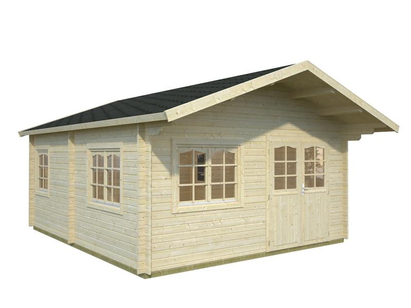 gartenhaus palmako emil wochenendhaus ferienhaus gartenhaus aus holz g nstig kaufen im shop. Black Bedroom Furniture Sets. Home Design Ideas
