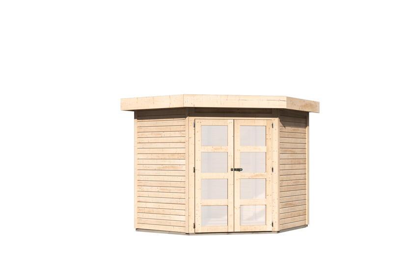 gartenhaus f nfeck arkansasgreenguide. Black Bedroom Furniture Sets. Home Design Ideas