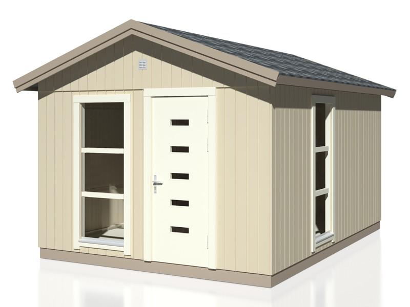 ger tehaus palmako krull gartenhaus aus holz g nstig kaufen im shop von holz. Black Bedroom Furniture Sets. Home Design Ideas