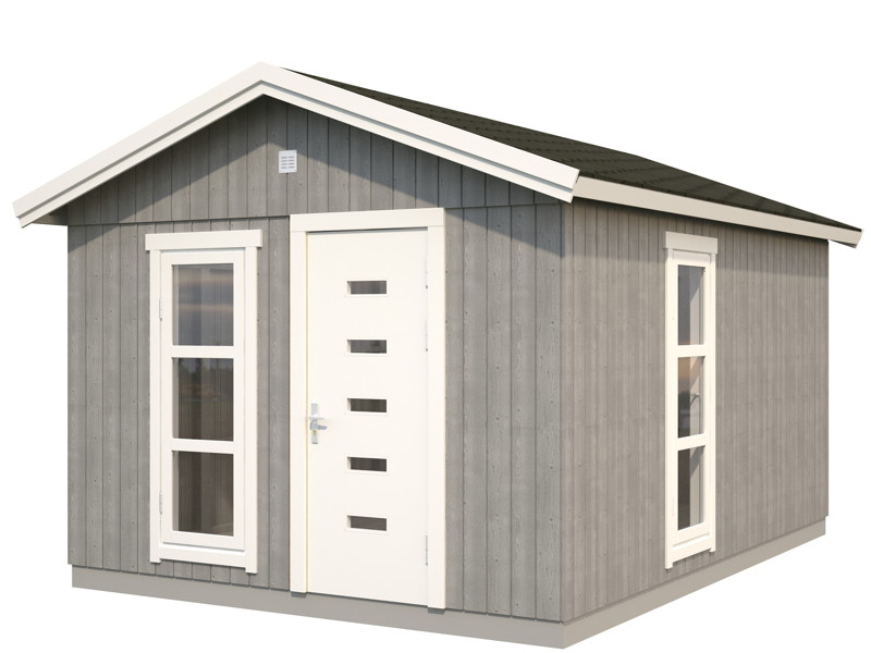 ger tehaus palmako krull gartenhaus aus holz g nstig. Black Bedroom Furniture Sets. Home Design Ideas