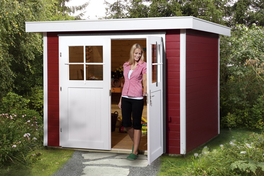 Gartenhaus streichen schwedenrot  Farbe F?r Gartenhaus Schwedenrot – Orznge.com