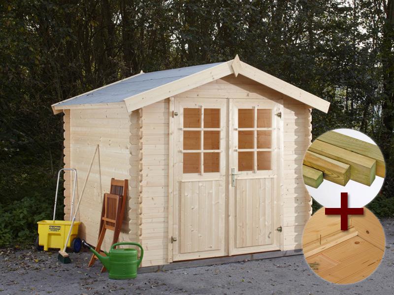 ger tehaus wolff lyon gartenhaus holz gartenhaus aus holz g nstig kaufen im shop von holz. Black Bedroom Furniture Sets. Home Design Ideas