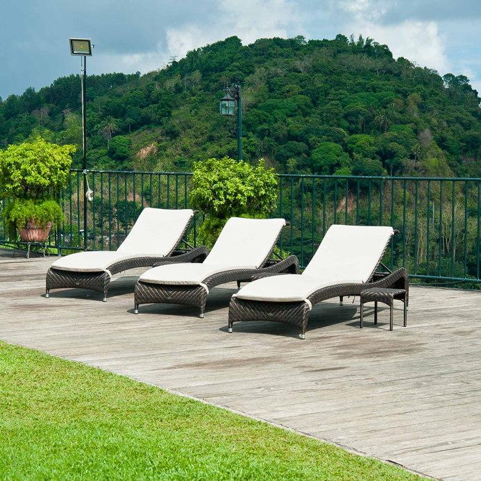 gartenliege alexander rose ocean fiji liege sonnenliege. Black Bedroom Furniture Sets. Home Design Ideas