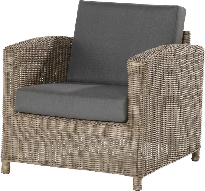 premium polyrattan gartensessel 4seasons lodge. Black Bedroom Furniture Sets. Home Design Ideas