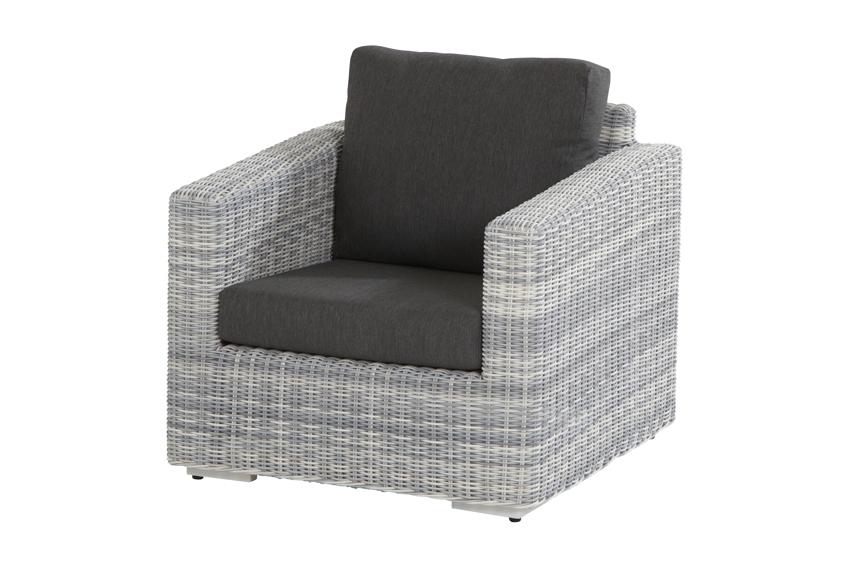 polyrattan gartenstuhl edge ice lounge sessel geflecht. Black Bedroom Furniture Sets. Home Design Ideas