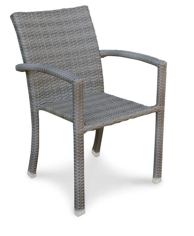 gartensessel gartenstuhl stapelbar raffaello hartman alu. Black Bedroom Furniture Sets. Home Design Ideas