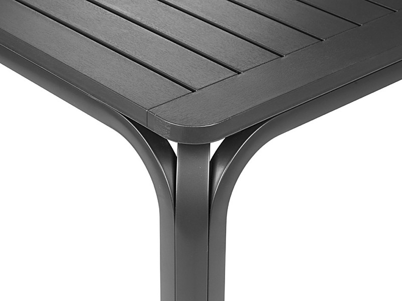 gartentisch nardi alloro ausziehtisch farbig. Black Bedroom Furniture Sets. Home Design Ideas
