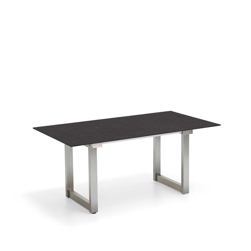 Gartentisch Niehoff Nando Ausziehtisch 200x95 Hpl Beton Design
