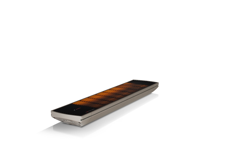 infrarot heizstrahler heatscope spot fernbedienung power terrassenheizung holz angebot. Black Bedroom Furniture Sets. Home Design Ideas