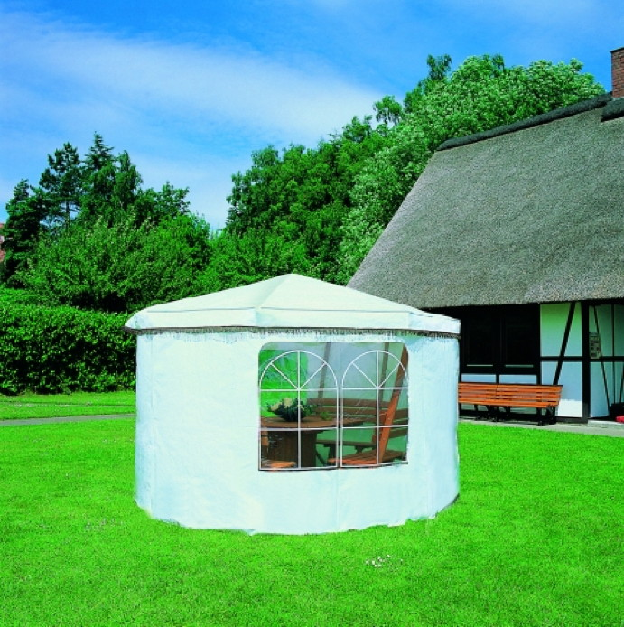 pavillon promadino rosenheim 8 eck holz pavillon pavillon garten laube aus holz pavillion. Black Bedroom Furniture Sets. Home Design Ideas