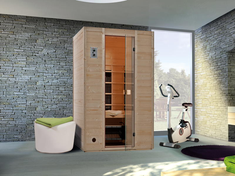 infrarotkabine 550 gr 1 w rmekabine infrarotw rme. Black Bedroom Furniture Sets. Home Design Ideas