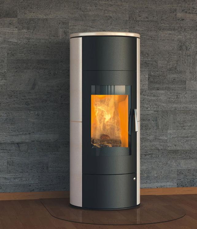 design kamin ofen olsberg k nigsh tte taurus aqua vanilla stahlkamin ebay. Black Bedroom Furniture Sets. Home Design Ideas