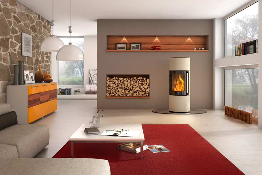 spartherm kamin fen f r zuhause vom fachhandel. Black Bedroom Furniture Sets. Home Design Ideas